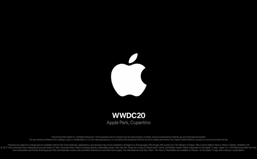 WWDC20 Special Event